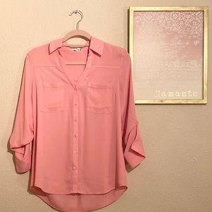 Pink Express Portofino Blouse